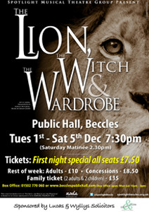 The Lion The Witch And The Wardrobe Gallery